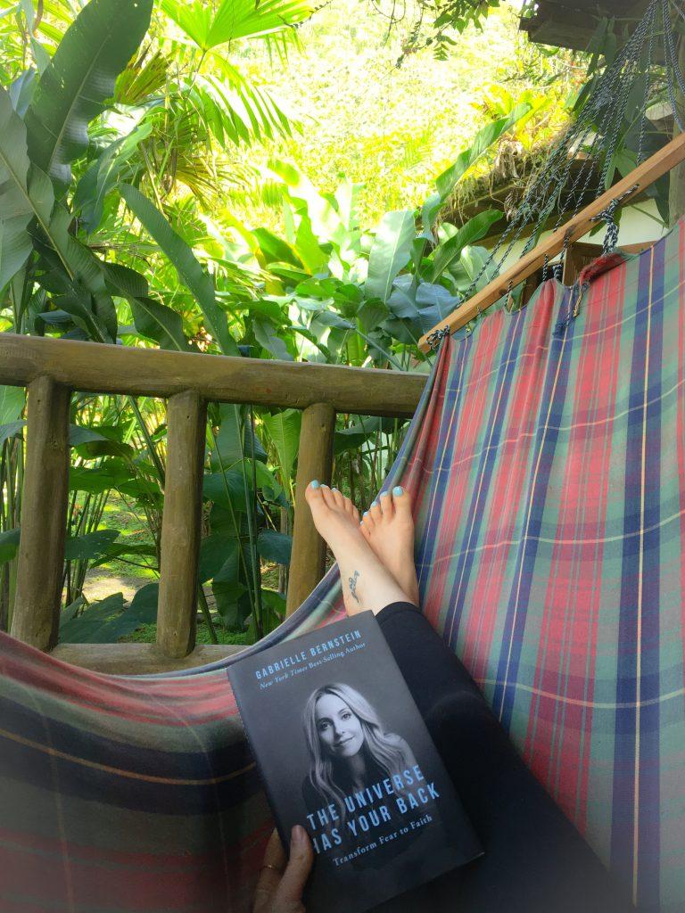 Erinn Weatherbie Gabby Bernstein Book Costa Rica