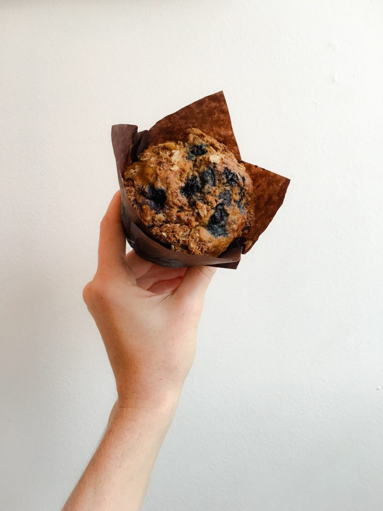 Erinn and Kelly muffin recipe