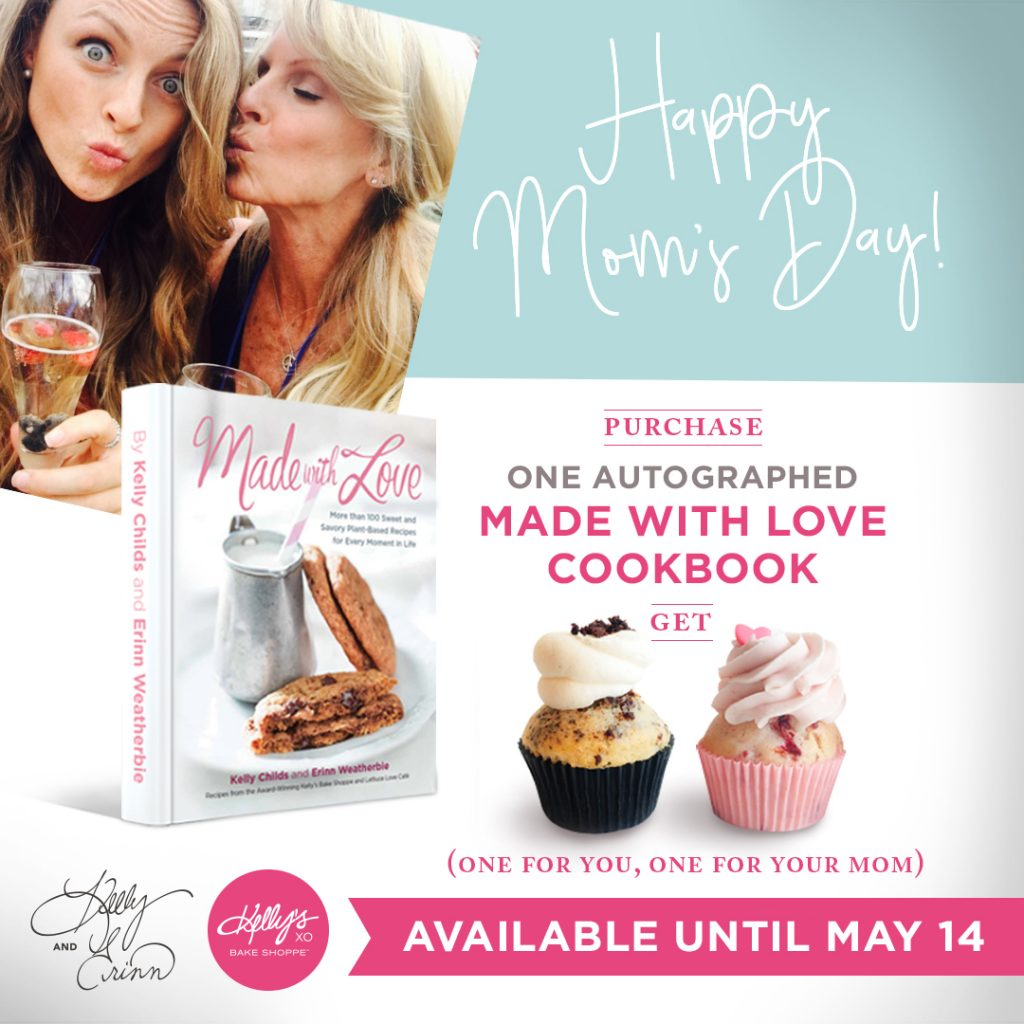 kelly's Bake Shoppe | Kelly Childs | Erinn Weatherbie Mother's Day